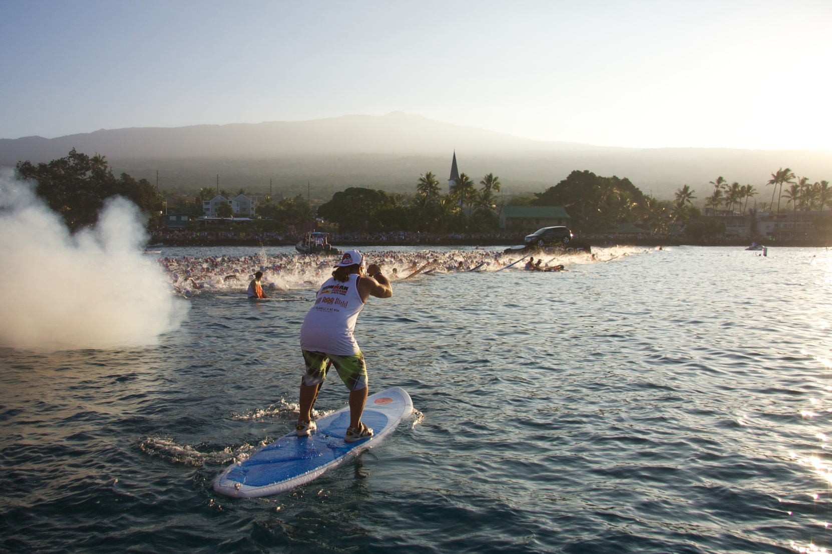 Team Freespeed in Kona