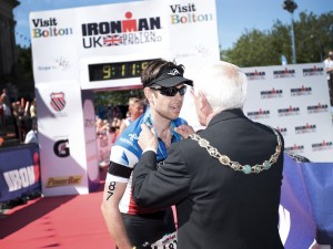 Sam Baxter Ironman UK